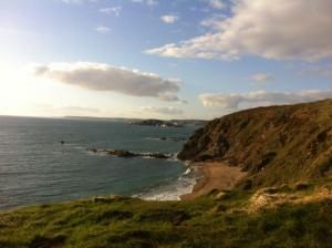 Coastal Path Near Bantham