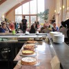 Riverford Field Kitchen - Puddings!